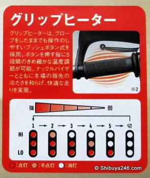 The Grip Heater