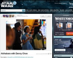 Yahoo Star Wars