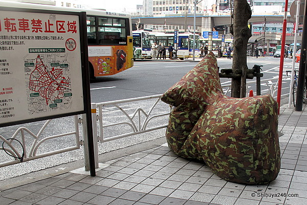 Is this meant to be a camouflage?