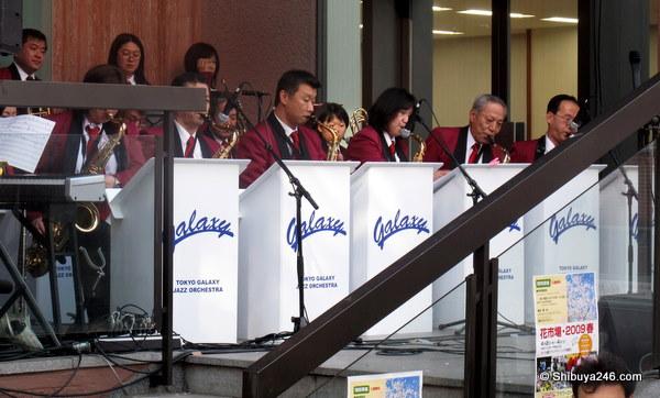 Tokyo Galaxy Jazz Orchestra