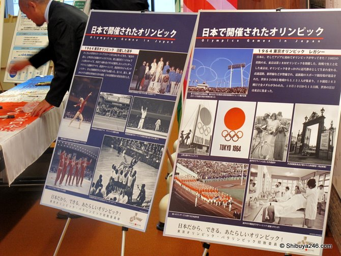 some flashback memories of the 1964 Tokyo Games