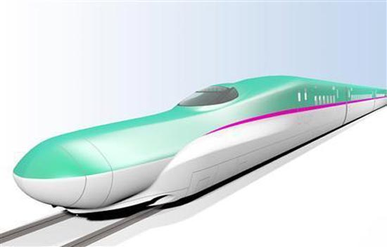 E5 Shinkansen model