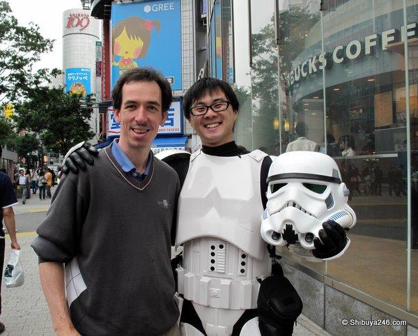 Shibuya246 meets DannyChoo