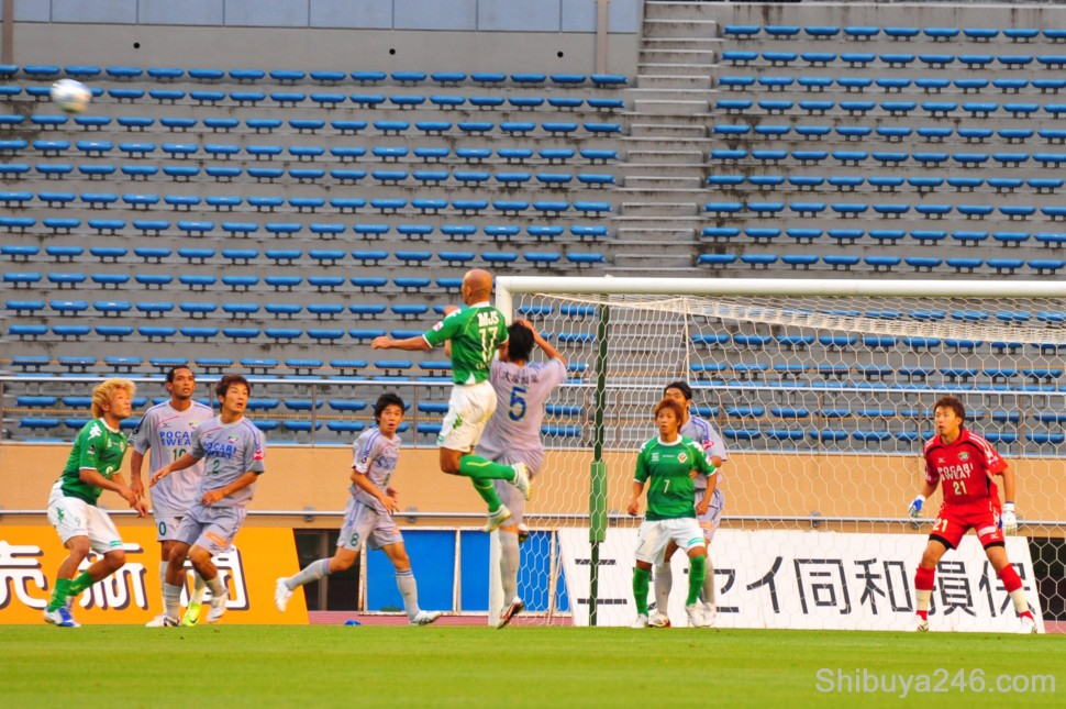 An incoming header creates a chance for Verdy
