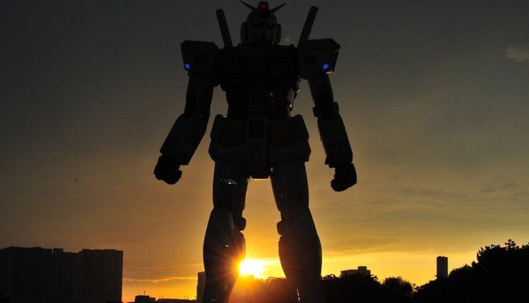 Gundam, Odaiba | Tokyo, Japan