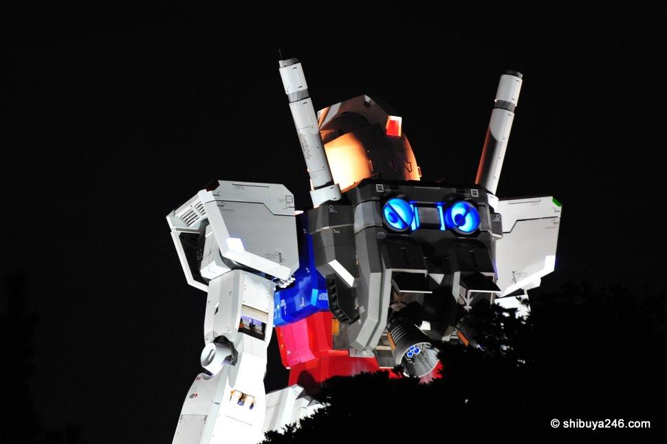 Gundam Odaiba | Tokyo Japan