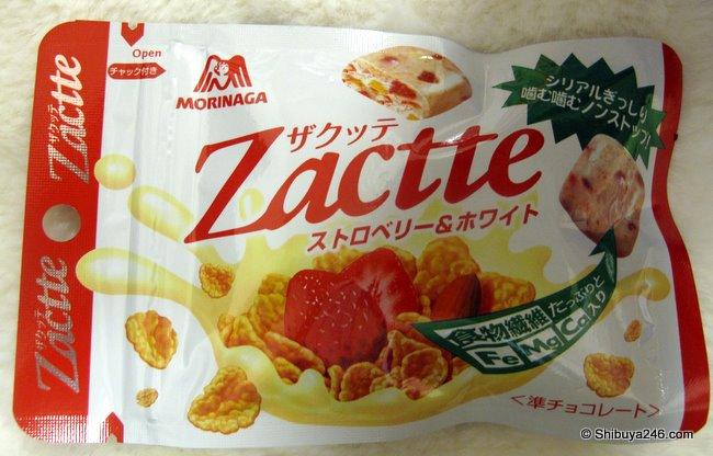 Zactte by Morinaga