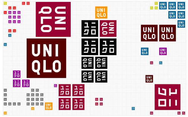 The Uniqlo grid game