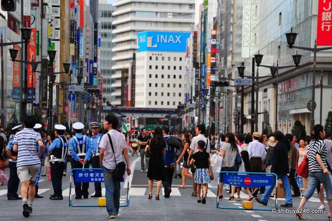 歩行者天国 Hokousha-tengoku