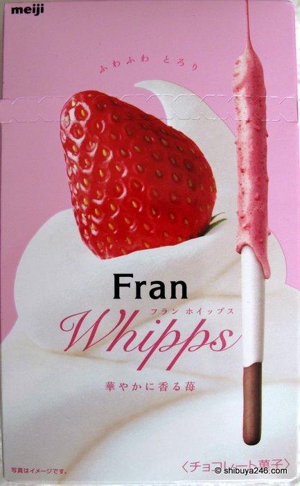new Fran Whipps