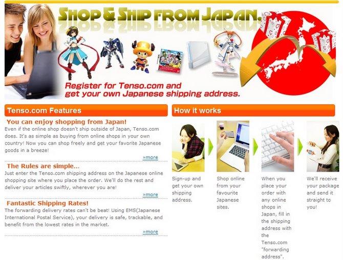 Tenso.com details