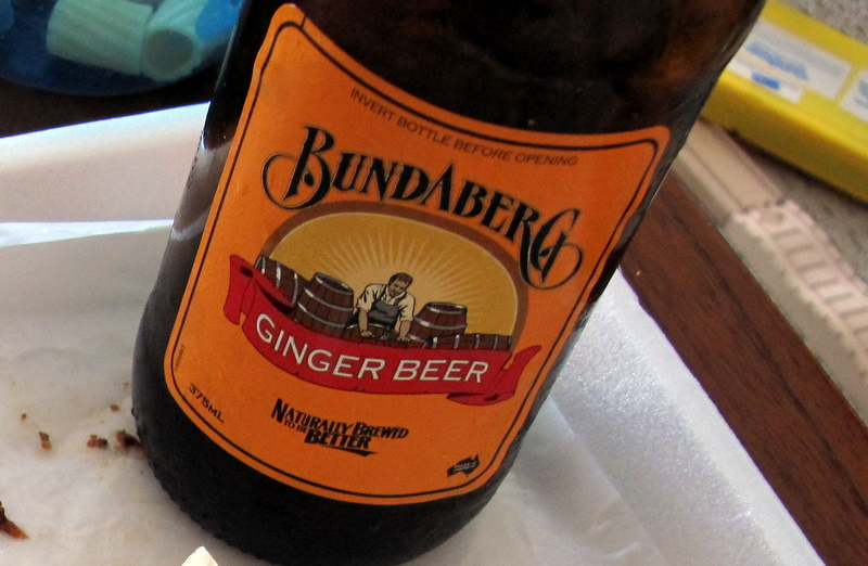 One of my favorite Ginger Beer brands, Bundaberg. Would like to be able to buy this in Japan