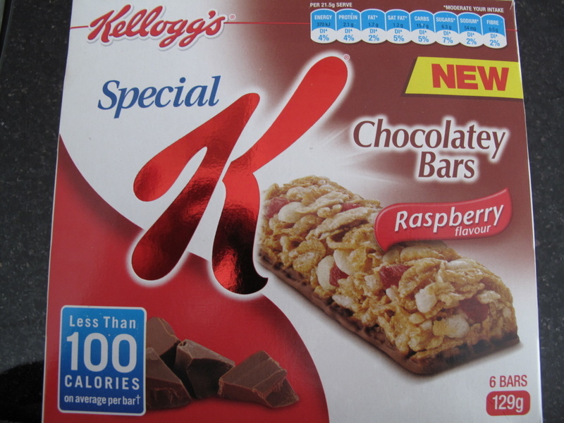 Kelloggs is getting popular in Japan too. Havent seen these munchy bars yet though