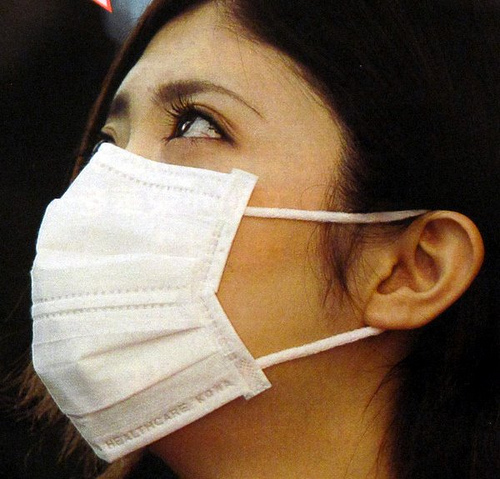 Face masks are now being backed up by vaccinations