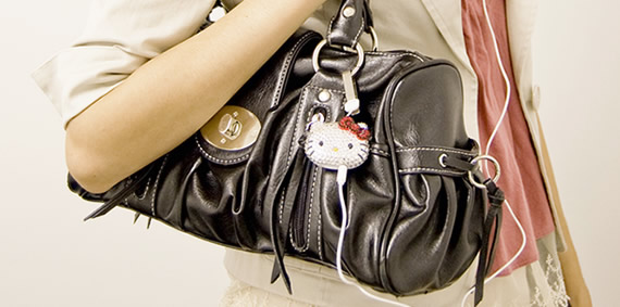 Great accessory for your handbag