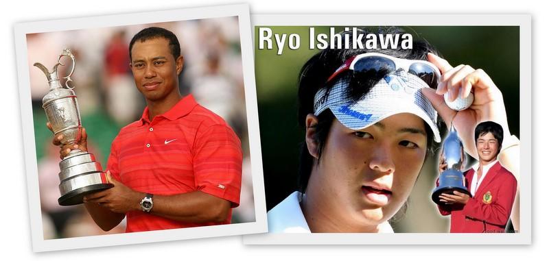 Tiger v. Ryo Ishikawa