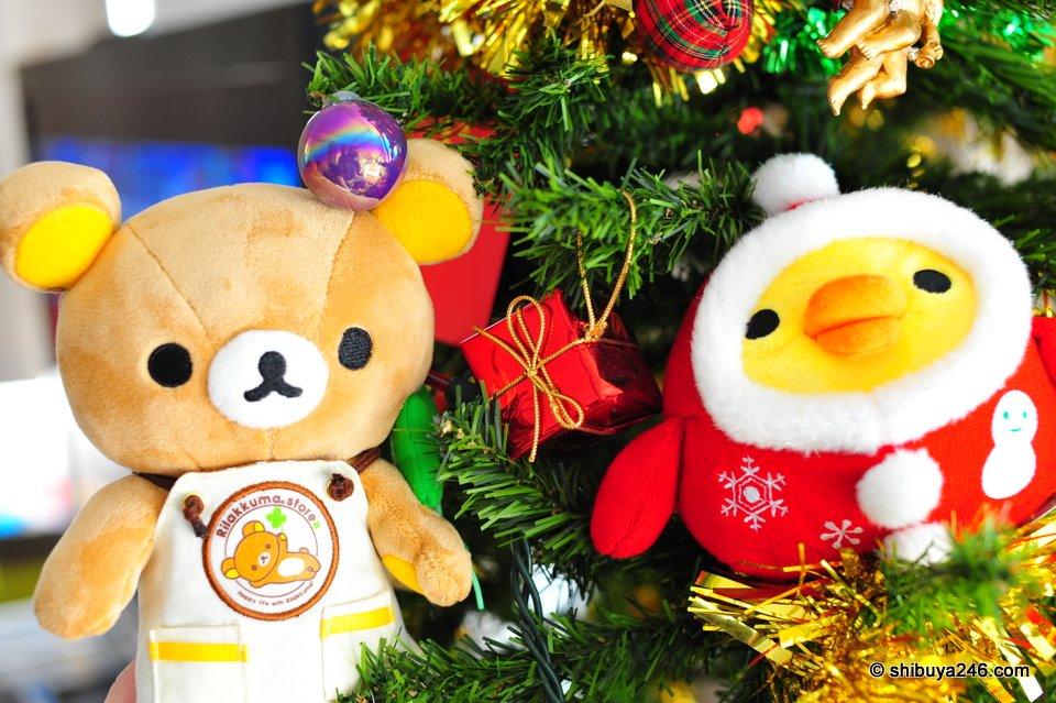 A Rilakkuma Christmas, Japan Living