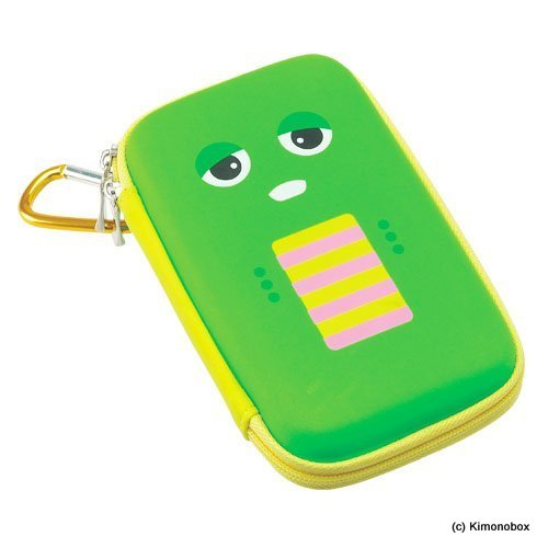 Cute green case!