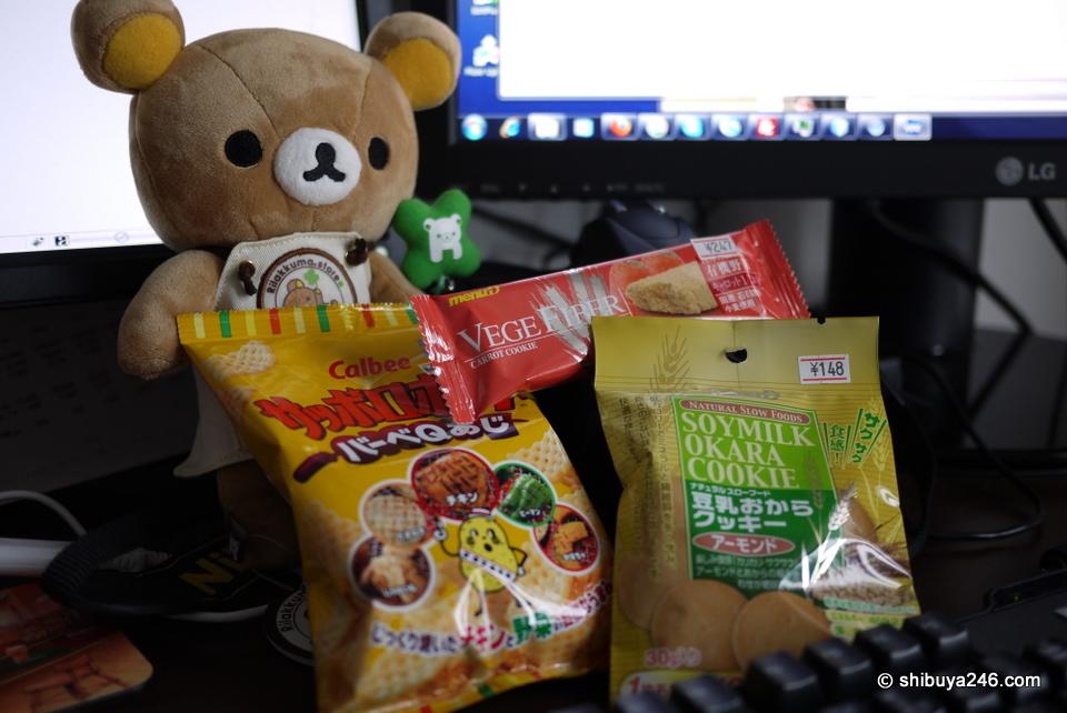 Japan Snacks