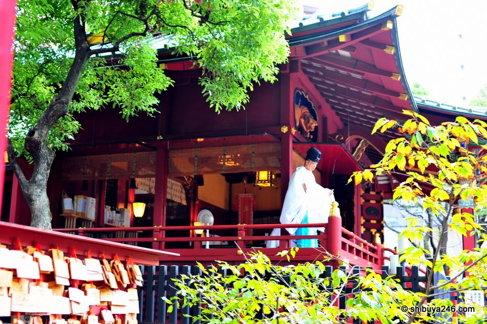 Shibuya Festival, Konnou Hachimangu