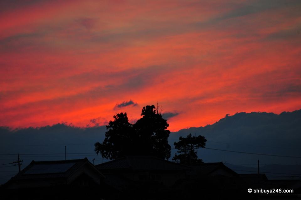 Fukui Sunset