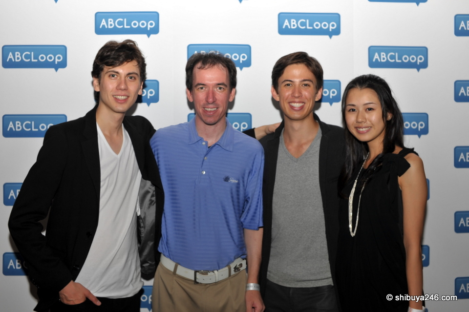 ABCLoop.com launch party