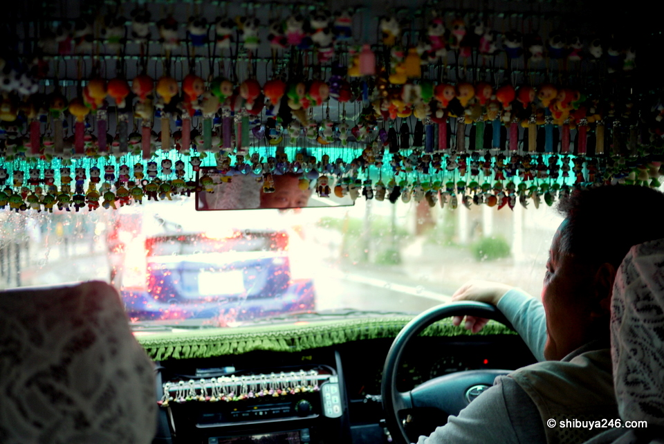 Kobe Taxi