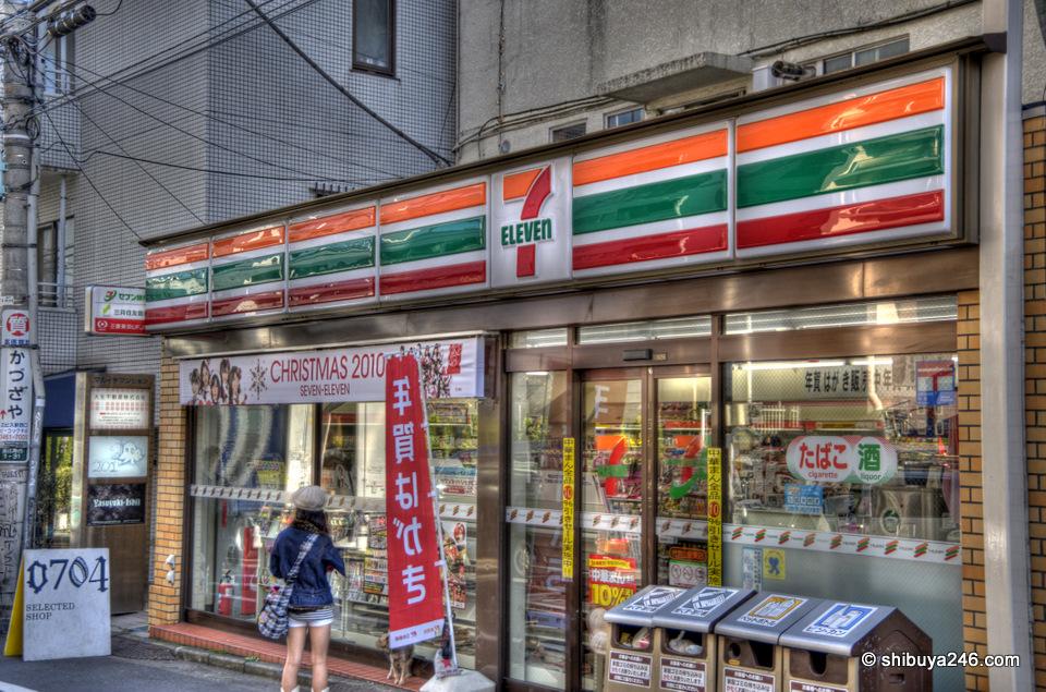 Daikanyama 7 Eleven