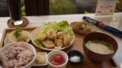 Kyoto Lunch, Zakkoku Rice
