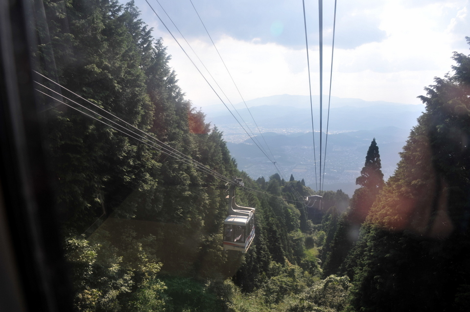 Mount Hiei ropeway
