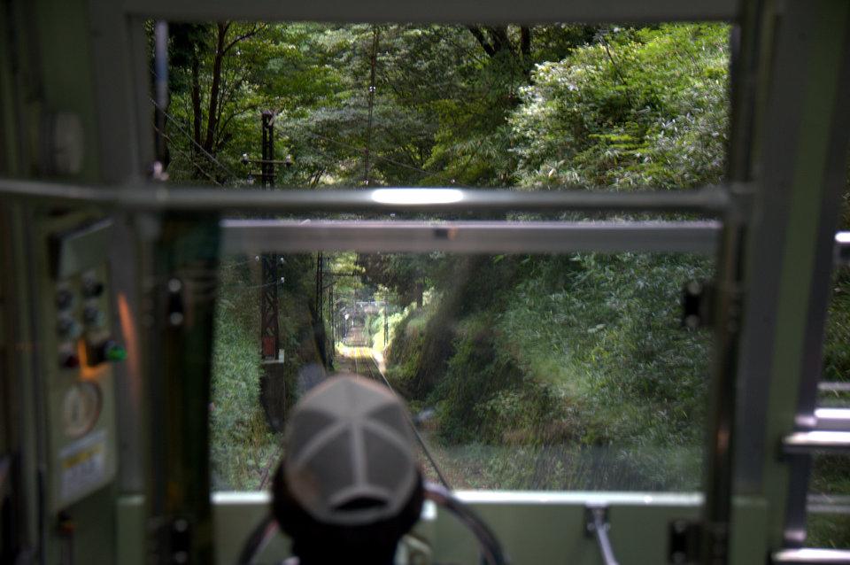 Mount Hiei cable car