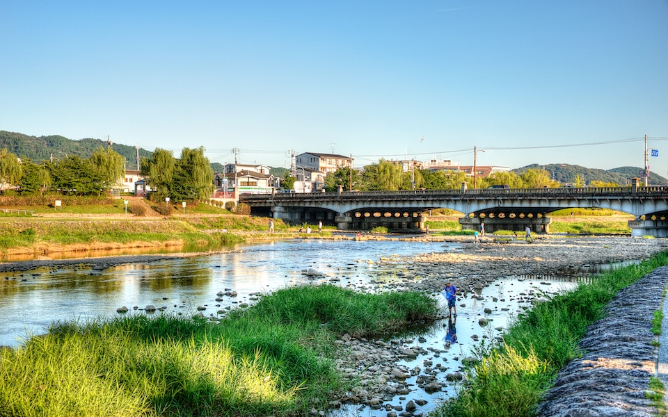 Kamogawa Japan  city pictures gallery : Kamogawa Evening Walk, Japan outdoors