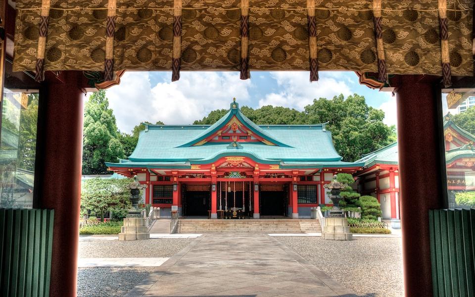 Hie Sanno Shrine