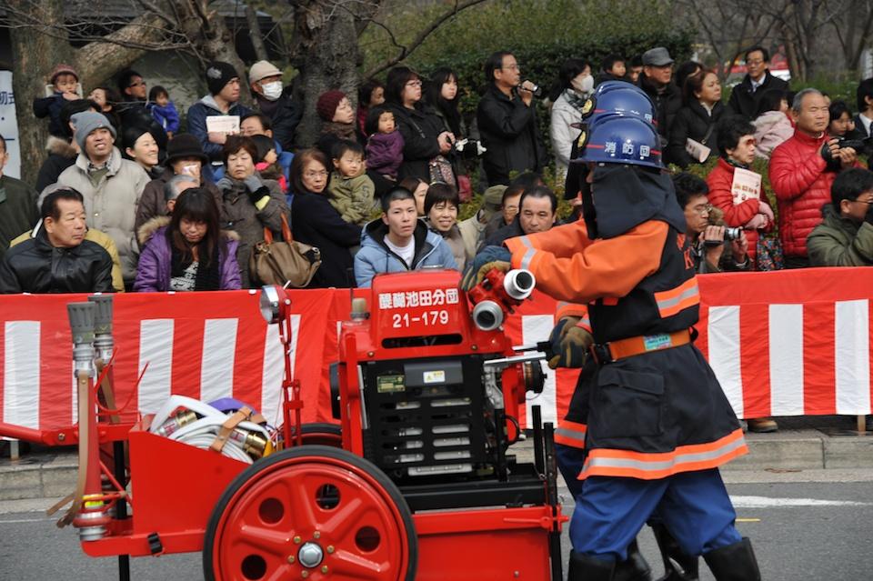Kyoto Fire Brigade